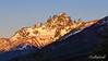 Sunrise on Cerro Castillo