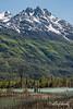 Rio Ibanez and Cordillera Castillo, Mirador Confluencia, Patagonia
