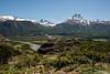 Cordillera Castillo panorama