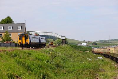 Buxton XYZ sidings