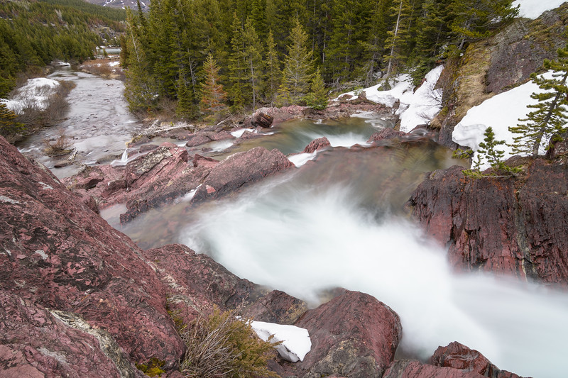 Redrock Falls
