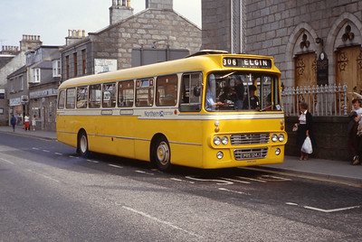 Northern NPE24 West High Street Inverurie Jul 83