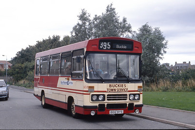 Northern_Central Hire LC2 Sutherland Crescent Buckie 2 Sep 88