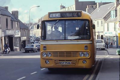 Northern NPE58 Chapel Street Peterhead 2 Mar 82