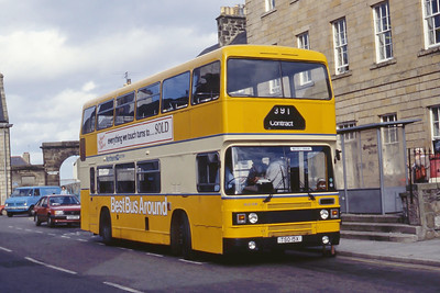 Northern NLO15 Low St Banff Sep 86