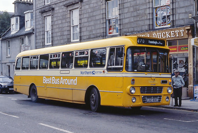 Northern NT169 Low St Banff Sep 86