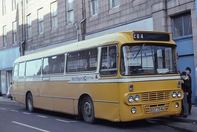 Northern NPE58 Chapel Street Peterhead 1 Mar 82
