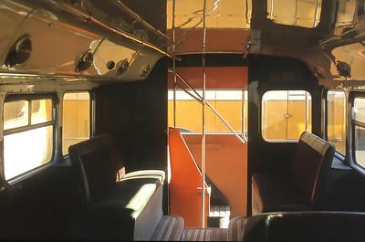 Northern N227DT Lower Deck Interior Mar 82