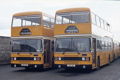 Northern NLO30_NLO31 Aberdeen Bus Station Mar 82