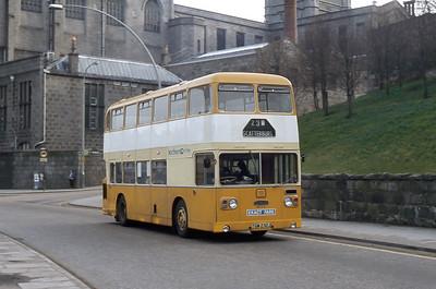 Northern NRF3 West North Street Aberdeen Mar 82