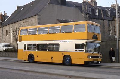 Northern NLO24 West North Street Aberdeen Mar 82