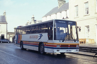 Stagecoach Bluebird 446 Low St Banff Mar 94