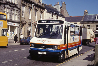 Stagecoach Bluebird 288 Low St Banff May 92
