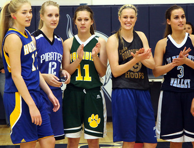 Girls Northern Section Basketball All-Star Game