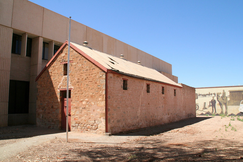 Old Alice Springs Gaol