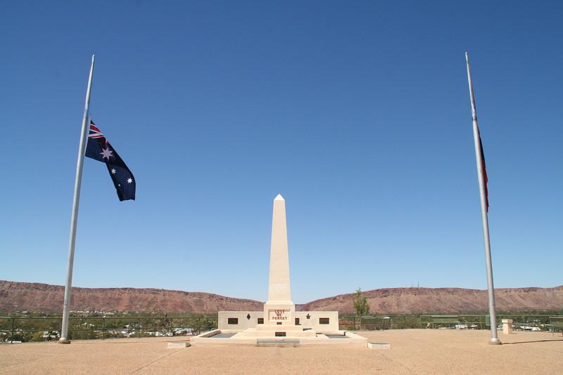 Alice Springs War Memorial