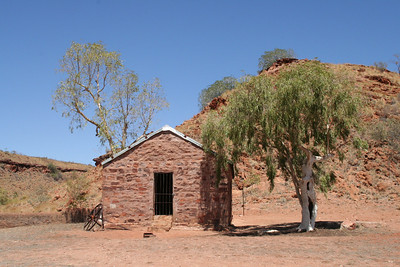 Barrow Creek Telegraph Station, November 2008