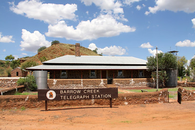 Barrow Creek Telegraph Station, March 2011