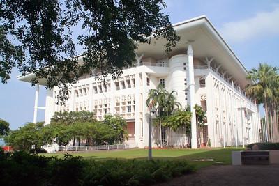 NT Parliament building