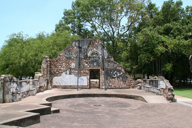 Town Hall ruins