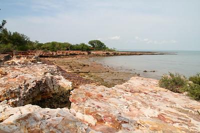 Coastline at East Point