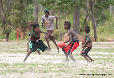 Kids football pt 1 - May 2009