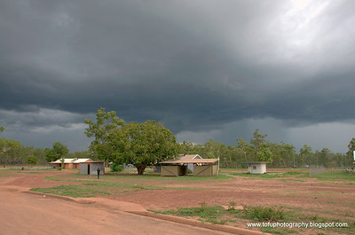 Tropical storm - December 2008