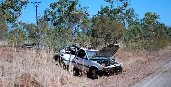 Stuart Highway - June 2008