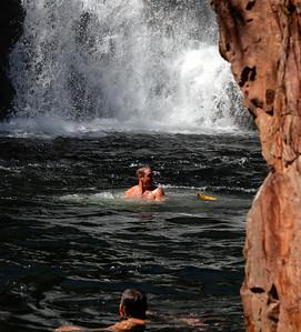 Florence Falls, April 2008