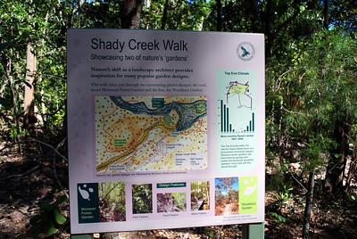 Shady Creek Walk, Florence Falls, April 2008