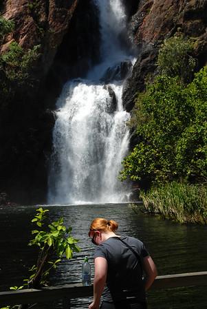 Wangi Falls, April 2008