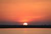 Sunrise over East Arm, July 2011