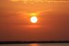 Sunrise over East Arm