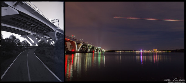 Opposites - Wilson Bridge