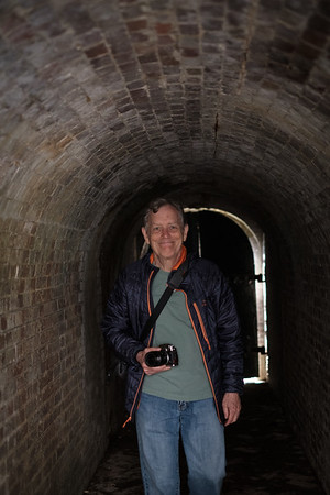 Tim in the Tunnel