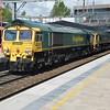66564 + 66561 0xxx Washwood Heath – Crewe BH, Stafford 28/5/15