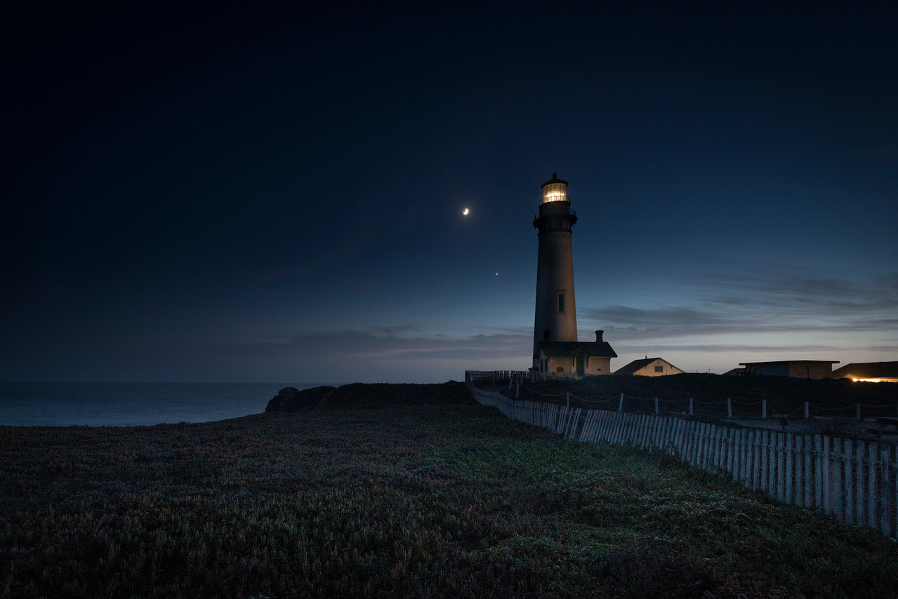 last light | pescadero, california