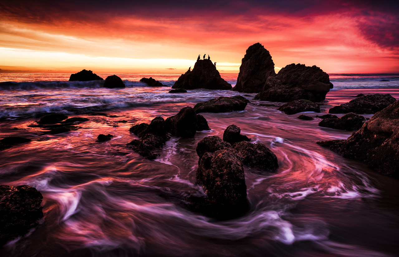 swirl tide | malibu, california