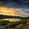 crystal springs reservoir | san mateo, ca