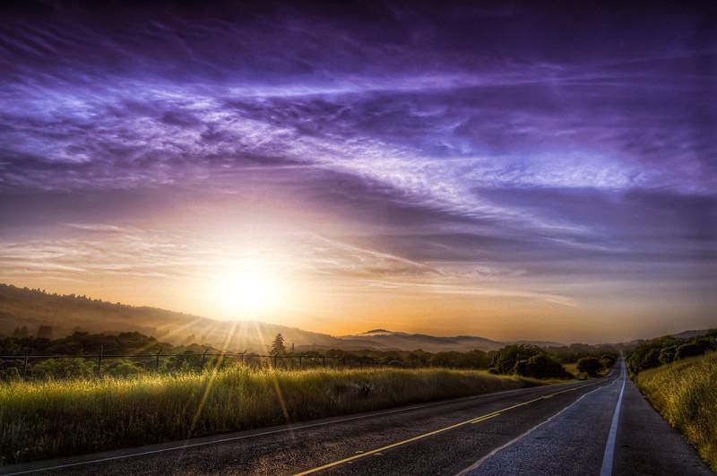the sunset strip | san carlos