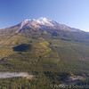 Mt Shasta. Don't know where to get a better view of it than from here.