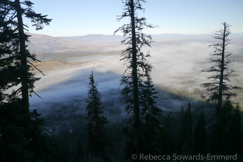 Shadow of Black Butte