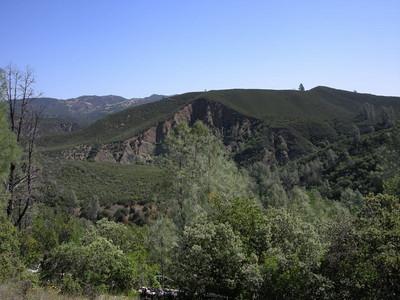 Redbud trail views