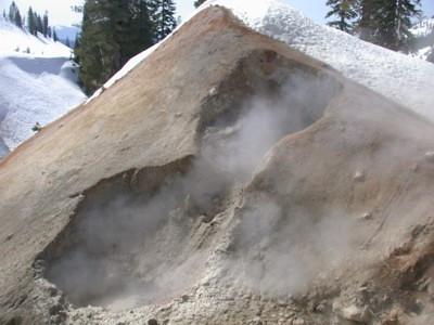   Sulphur Works roadside vents