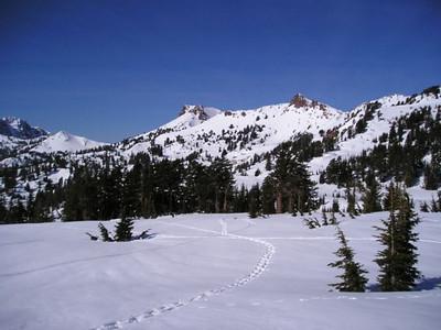 Peaks of Lassen