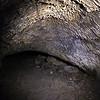 Inside a Lava Tube cave