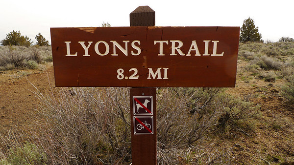 Saturday: We hiked the Lyons trail for a couple of miles and then headed on an off-trail loop to visit a backcountry series of wild lava tube caves