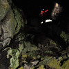 Greg and paige in Tickner Cave