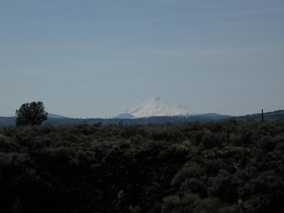 View of Mt Shasta