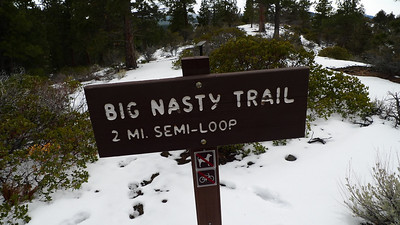 Didn't hike this loop but I like the trail name.